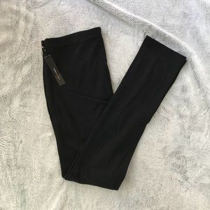 NWT BCBG Black Leggings